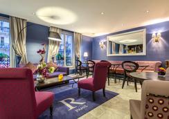 L'Hôtel Royal Saint Germain - Paris - Lobby
