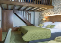 Hotel Lautrec Opera - Paris - Bedroom