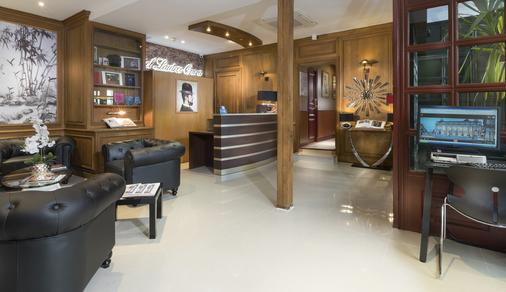 Hotel Lautrec Opera - Paris - Lobby