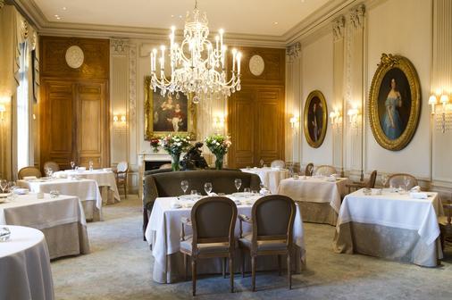 Chateau Les Crayeres - Reims - Restaurant