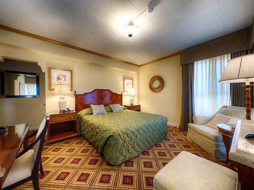 Embassy Hotel - San Francisco - Bedroom