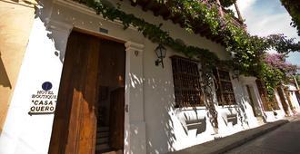 Casa Quero Hotel Boutique - Cartagena - Building