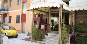 Derby - Rome - Building