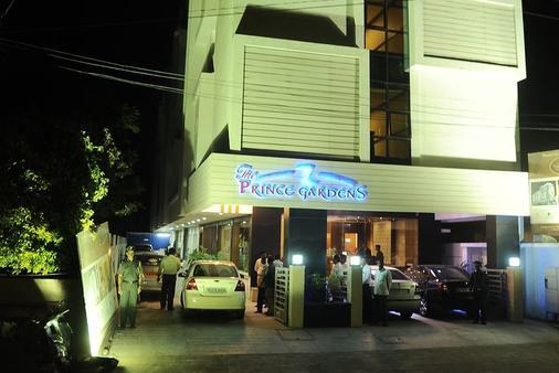 Hotel Prince Gardens - Coimbatore - Building