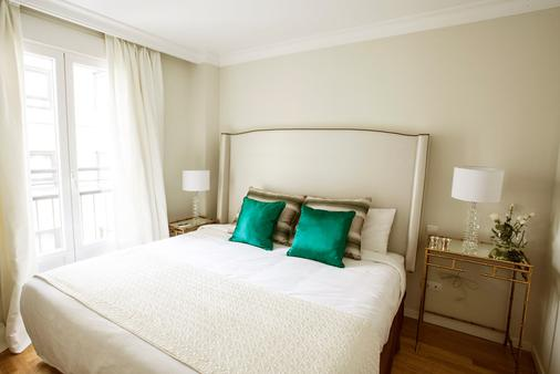 Gran Via Selection - Madrid - Bedroom