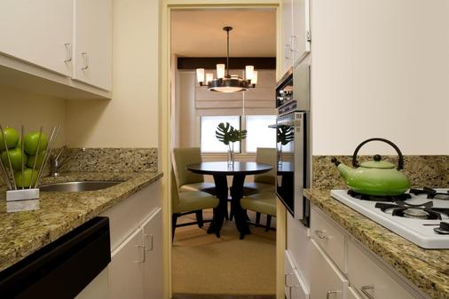 Gardens Suites Hotel by Affinia - New York - Kitchen