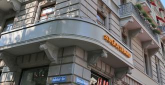 Hotel St. Gotthard - Zurich - Building