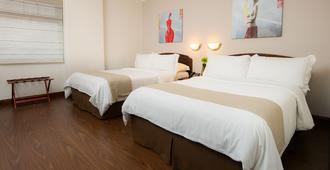 Parque del Lago Boutique Hotel - San Jose - Bedroom