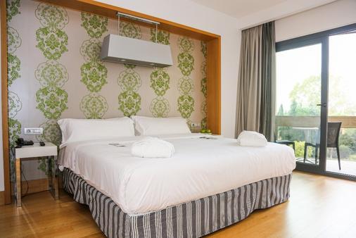 Hotel Midas - Rome - Bedroom