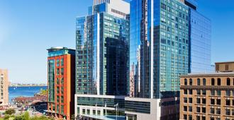 Intercontinental Hotels Boston - Boston - Building