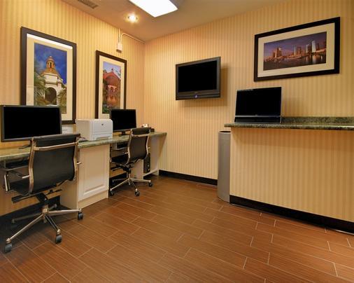 Comfort Inn Gaslamp Convention Center - San Diego - Business centre