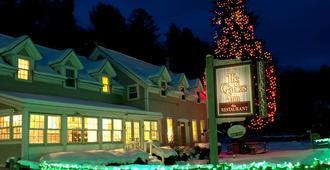 The Gables Inn - Stowe - Building