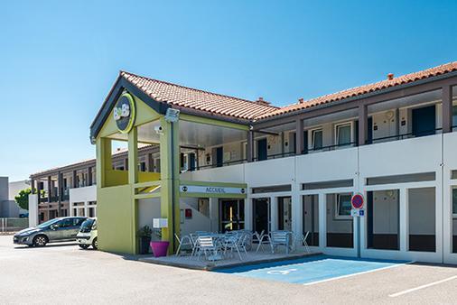 B&b Hôtel Perpignan Sud Porte D'espagne - Perpignan - Building