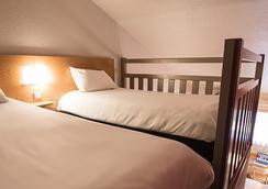 B&b Hôtel Perpignan Sud Porte D'espagne - Perpignan - Bedroom