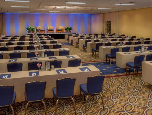Portola Hotel & Spa At Monterey Bay - Monterey - Meeting room