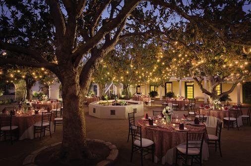 Portola Hotel & Spa At Monterey Bay - Monterey - Banquet hall