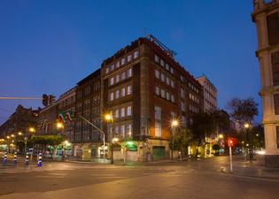 Zocalo Central Mexico City