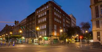 Zocalo Central Mexico City - Mexico City - Building