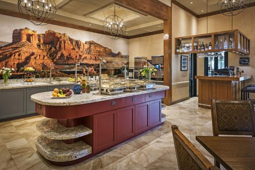 Gainey Suites Hotel - Scottsdale - Buffet