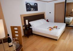 Park Hotel Ginevra - Rome - Bedroom