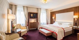 Hotel Stefanie - Vienna - Bedroom