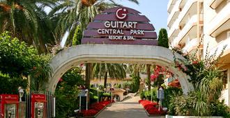 Hotel Guitart Central Park Aqua Resort 3 - Lloret de Mar - Building