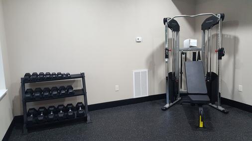 Baymont by Wyndham, Clarksville - Clarksville - Gym