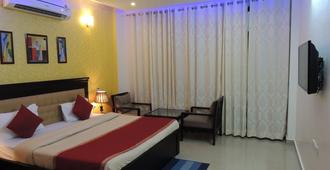 Hotel Yog Vashishth - Rishikesh - Bedroom