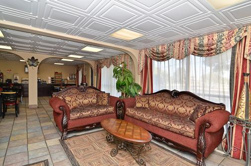 Best Western Executive Inn - Hobbs - Lounge