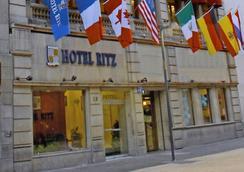 Hotel Ritz Mexico City - Mexico City - Building