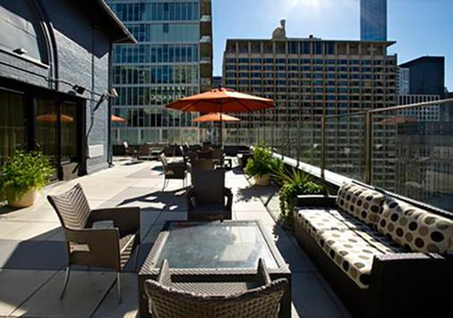 Inn Of Chicago - Chicago - Balcony