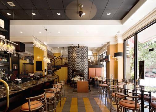 The St. Gregory Hotel - Washington - Bar