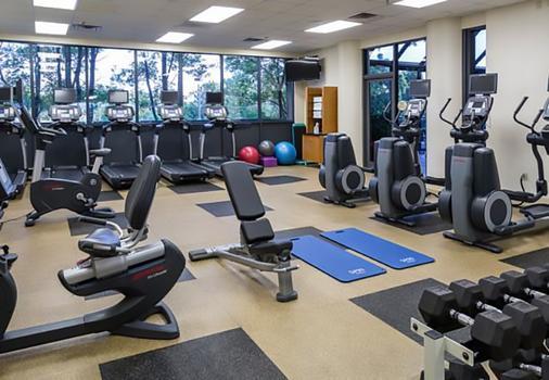 Salt Lake City Marriott University Park - Salt Lake City - Gym