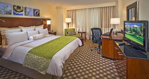 Salt Lake City Marriott University Park - Salt Lake City - Bedroom