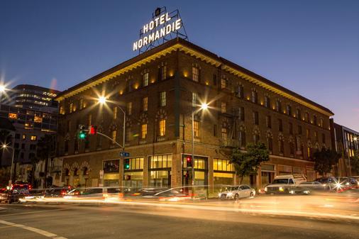 Hotel Normandie - Los Angeles - Building