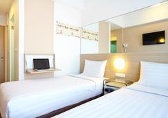 Red Planet Makassar - Makassar - Bedroom