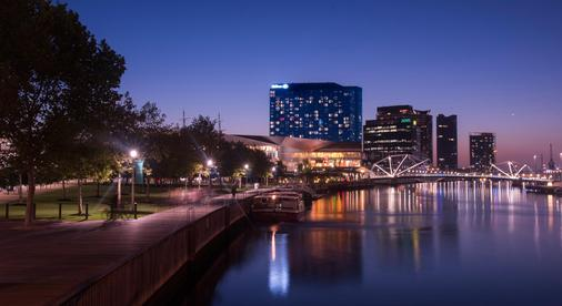 Pan Pacific Melbourne - Melbourne - Outdoor view