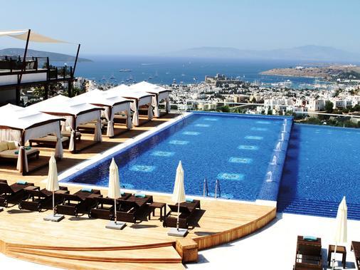 Grand Yazici Hotel & Spa Bodrum - Boutique Class - Bodrum - Pool