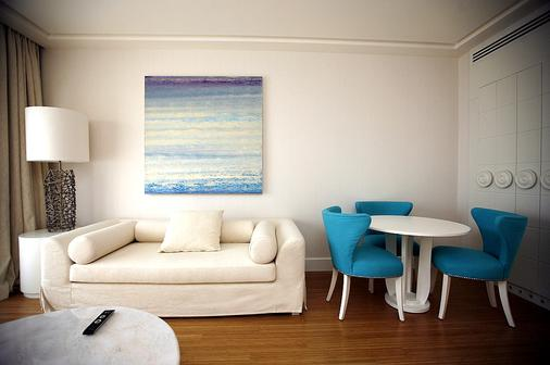 Grand Yazici Hotel & Spa Bodrum - Boutique Class - Bodrum - Living room