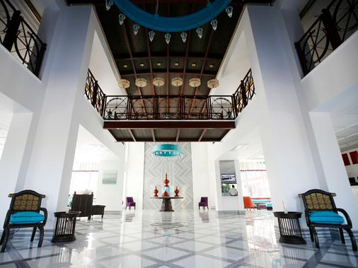 Grand Yazici Hotel & Spa Bodrum - Boutique Class - Bodrum - Lobby