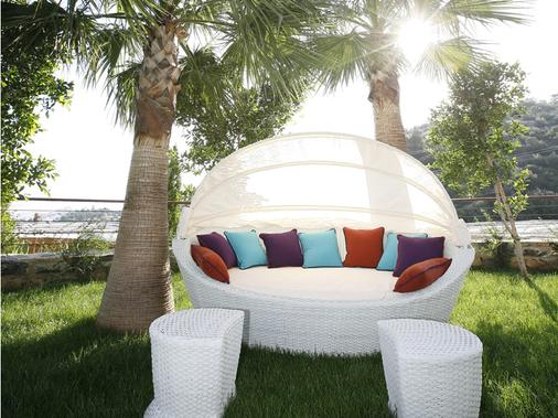 Grand Yazici Hotel & Spa Bodrum - Boutique Class - Bodrum - Patio