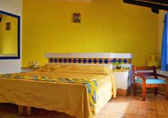 Hotel Playa Conchas Chinas - Puerto Vallarta - Bedroom