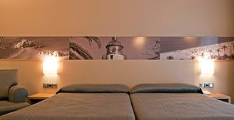 Hotel Bernat II - Calella - Bedroom