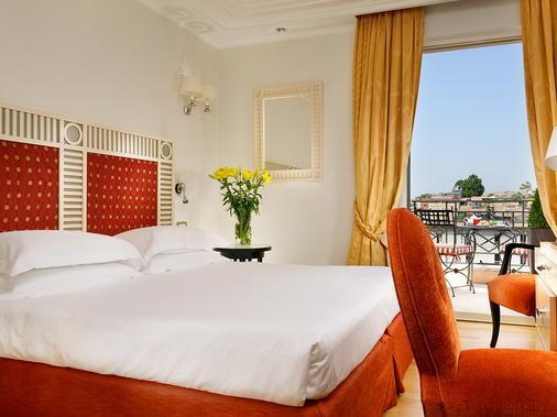 Fh Grand Hotel Palatino - Rome - Bedroom