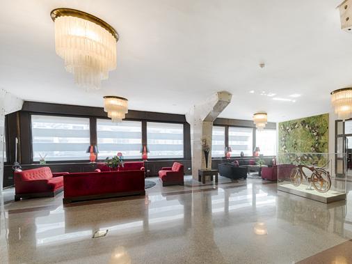 Fh Grand Hotel Palatino - Rome - Lounge