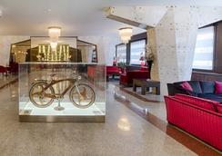 Fh Grand Hotel Palatino - Rome - Lobby
