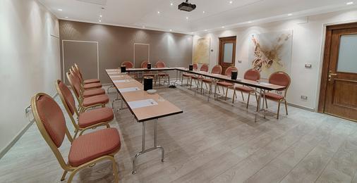 Fh Grand Hotel Palatino - Rome - Meeting room