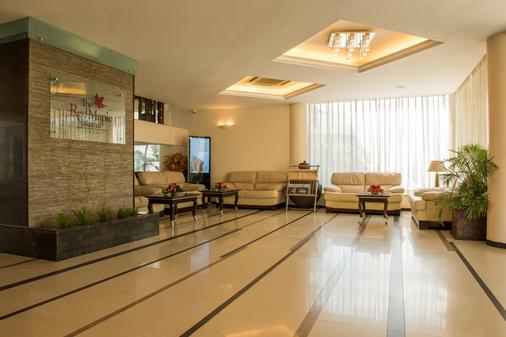 The Red Maple Mashal - Indore - Lobby