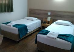 Aurora Hotel - Ribeirão Preto - Bedroom