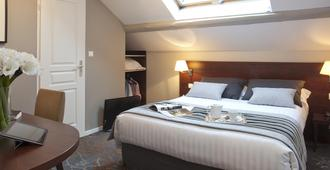 Allobroges Hotel - Annecy - Bedroom